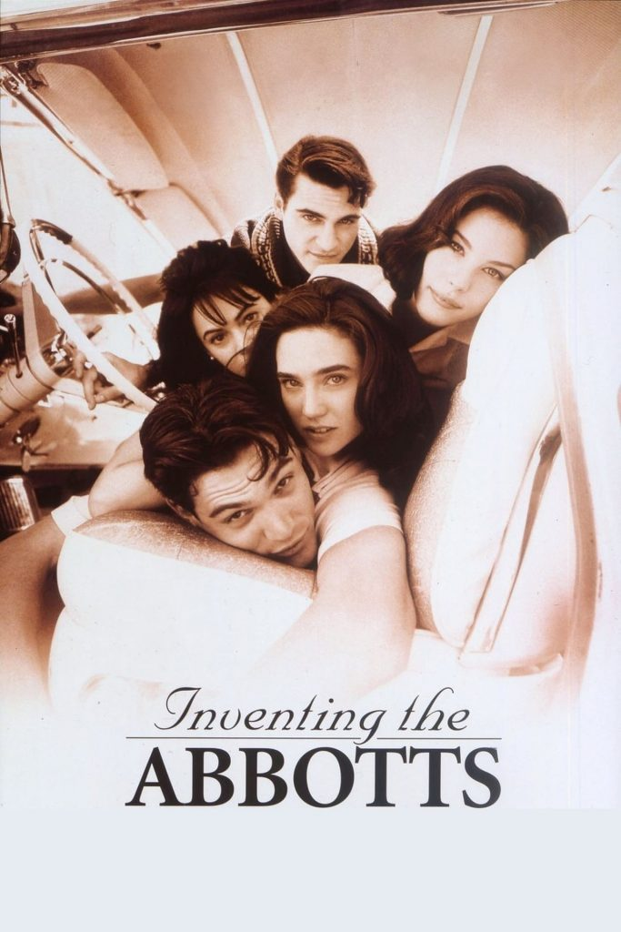 """Poster for the movie """"Inventing the Abbotts"""""""
